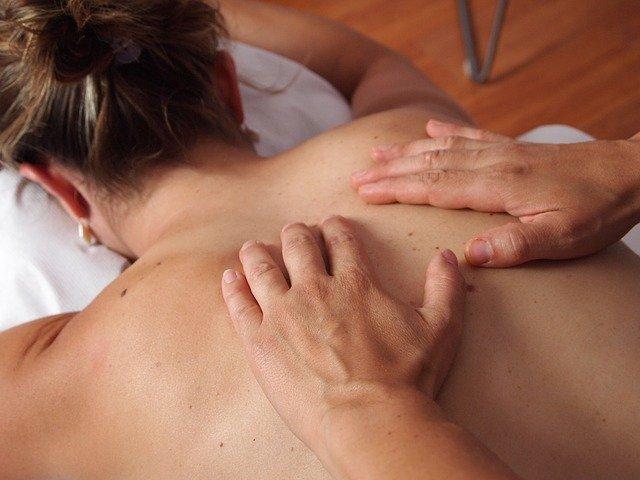 fyzioterapetická masáž
