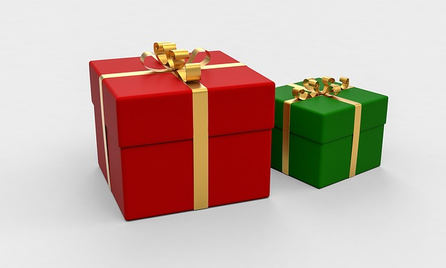 dva dárky