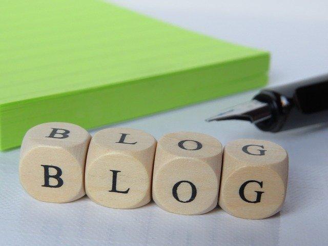 blog na kostkách