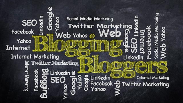 blogování