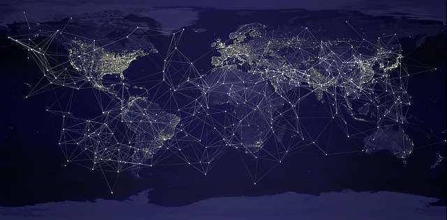celosvětové globální spojení